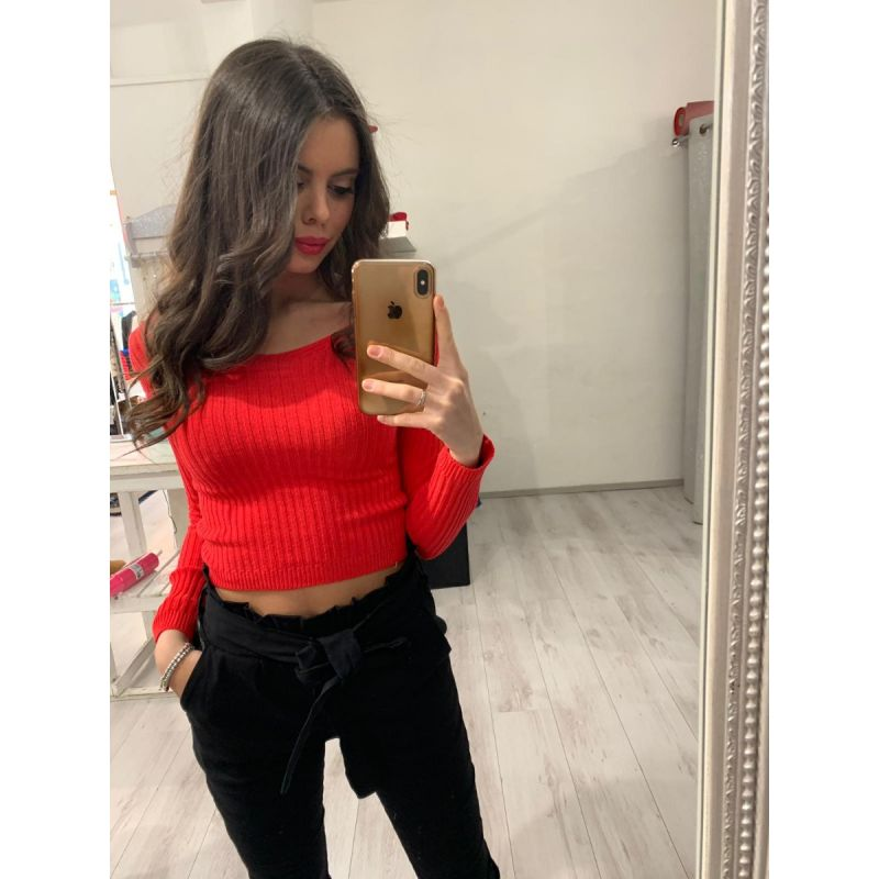 TOP ROSSO